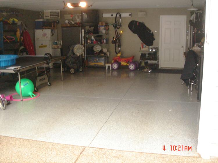 Concrete Floor pre cast Garage Floors - A  Pietig Concrete