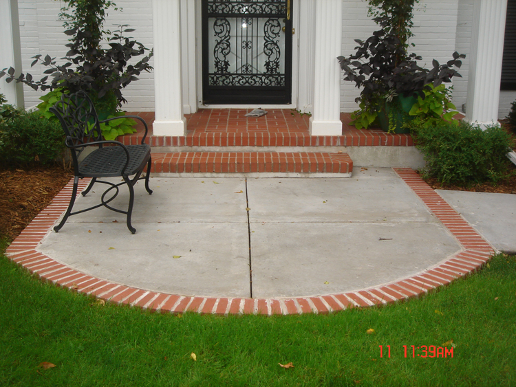 Concrete Patios - A  Pietig Concrete & Brick Paving