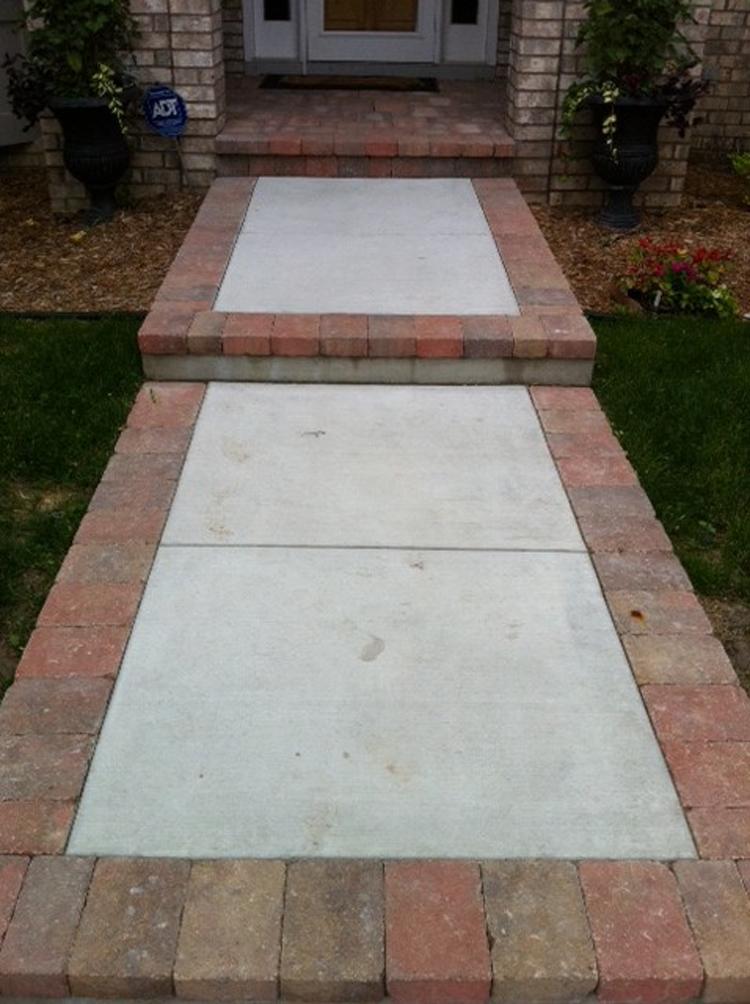 A Pietig Concrete Brick Paving