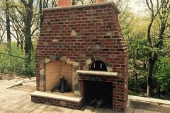 Brick-pizza-oven