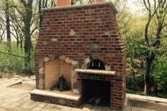 Brick-pizza-oven