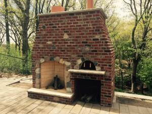 Edina Brick Oven