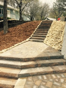 Prior Lake Concrete Steps