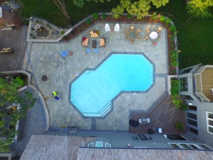edina re-tiled pool