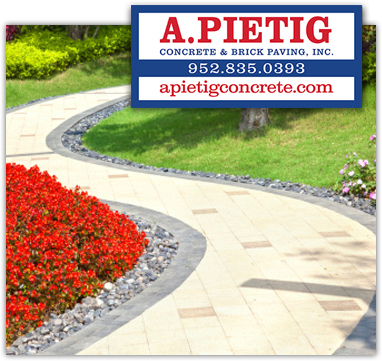 A.Pietig Minneapolis concrete contractor